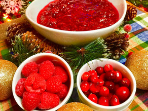Joe's Drunken Cranberry Sauce