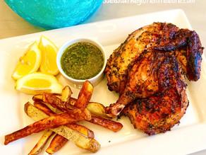 Gluten Free Pollo Al Carbon (Latin Grilled Chicken)