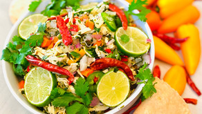 Lime Chicken Salad