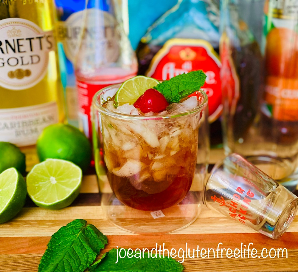 "The refreshing ""Tiki"" cocktail made easy!"