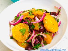 Oranges & Clementines Salad
