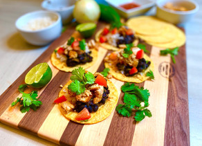 Gluten Free Cantina Style Chicken Tacos