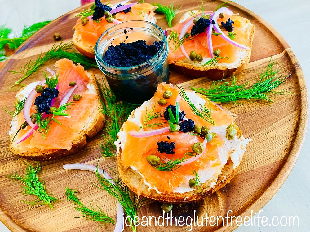 Learn how to make this delicious classic deli treat at home! You only need four ingredients!