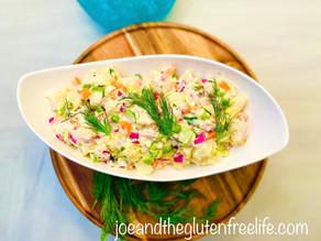 Russian Salad (Olivye Salad)