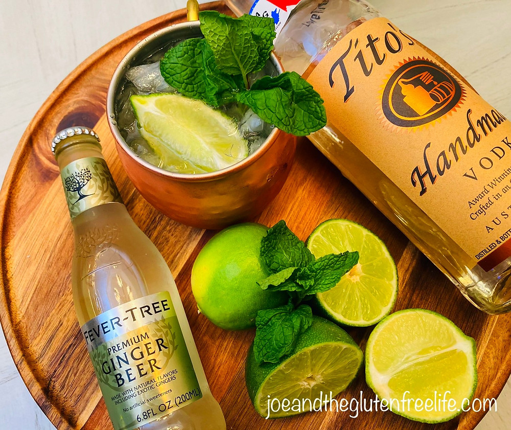 Refreshing, cooling, and easy to make vodka cocktail with a sparkling spicy touch!