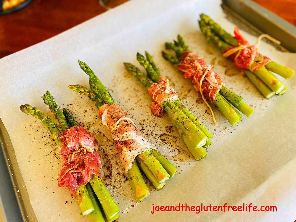 Delicious, simple, and easy to make baked asparagus.