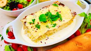 Lasagne Pollo E Aglio
