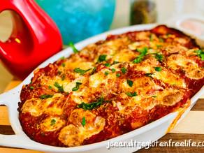 Gluten Free Meat Lasagne