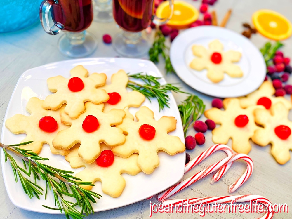 Easy to make gluten free sugar cookies!
