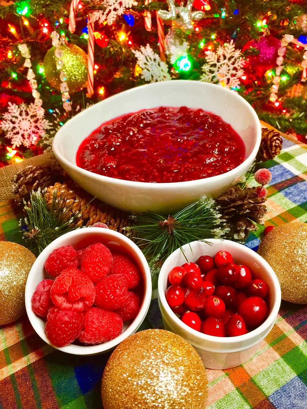 Joe's Drunken Cranberry Sauce