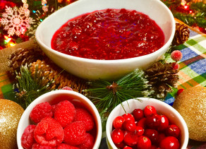 Cranberry Sauce (Joe's Drunken Cranberry Sauce)