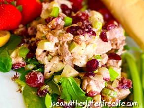 Gluten Free Chicken Waldorf Salad