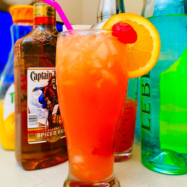 The Hurricane Cocktail