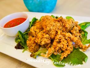Gluten Free Fried Calamari (Calamari Fritti)