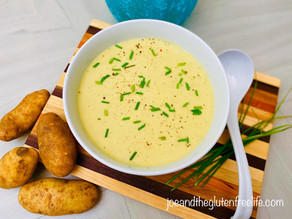 Leek Potato Soup and Vichyssoise