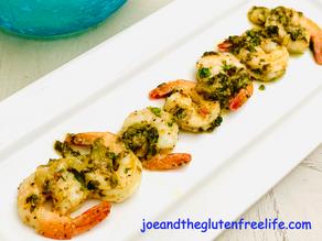 Lime Cilantro Shrimp
