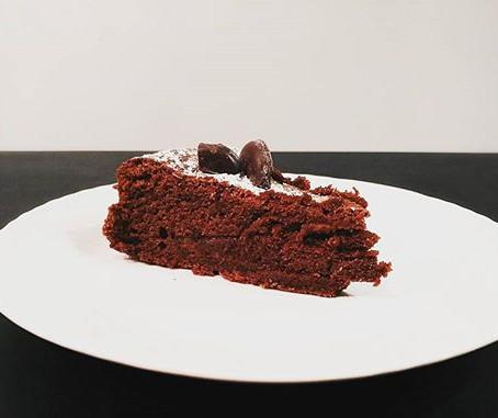 "Torta ""Tenerina"" al Cioccolato Fondente"