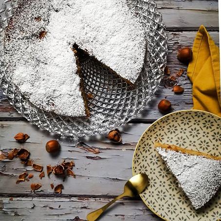 Torta Rovesciata di Cachi