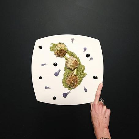 Polpette di Macinato Selezionato di Bovino, Broccoli e Pecorino Romano