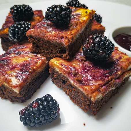 Cheesecake Brownies alle more