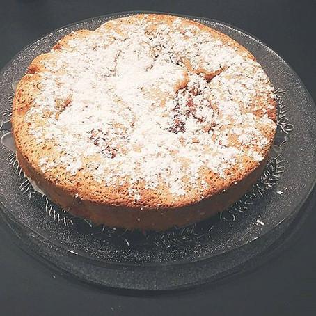 Torta Margherita_Mele&Nutella