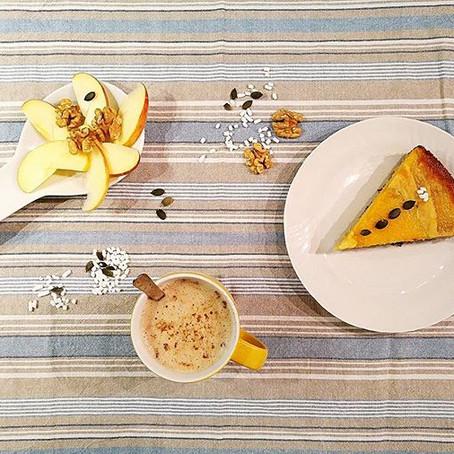 Torta Rovesciata al Mango