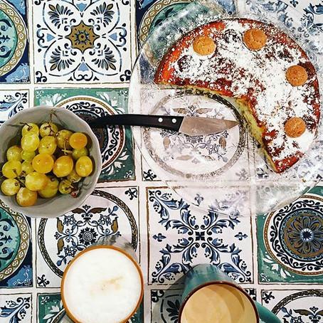 Torta Amaretti & Caffè