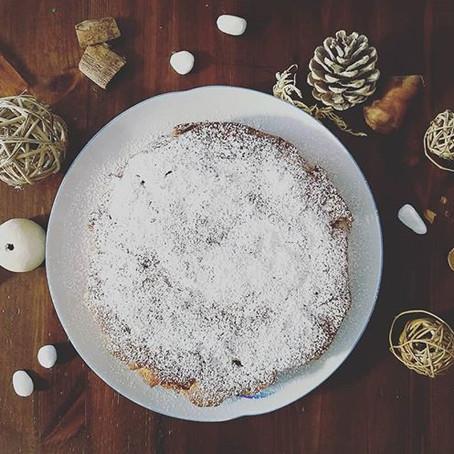 Torta di Mele, Castagne & Cannella