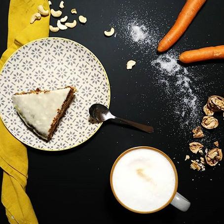 Carrot Cake all'americana
