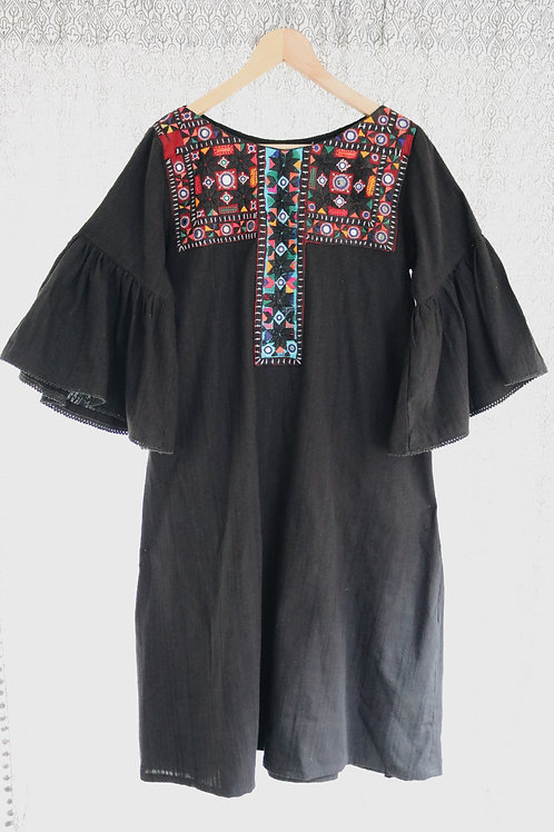 Balochi Embroidered Dress