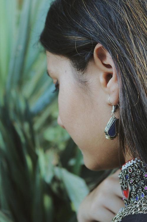 Antique Kuchi Drop Earrings