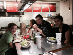 Tournament recovery: Chipotle!