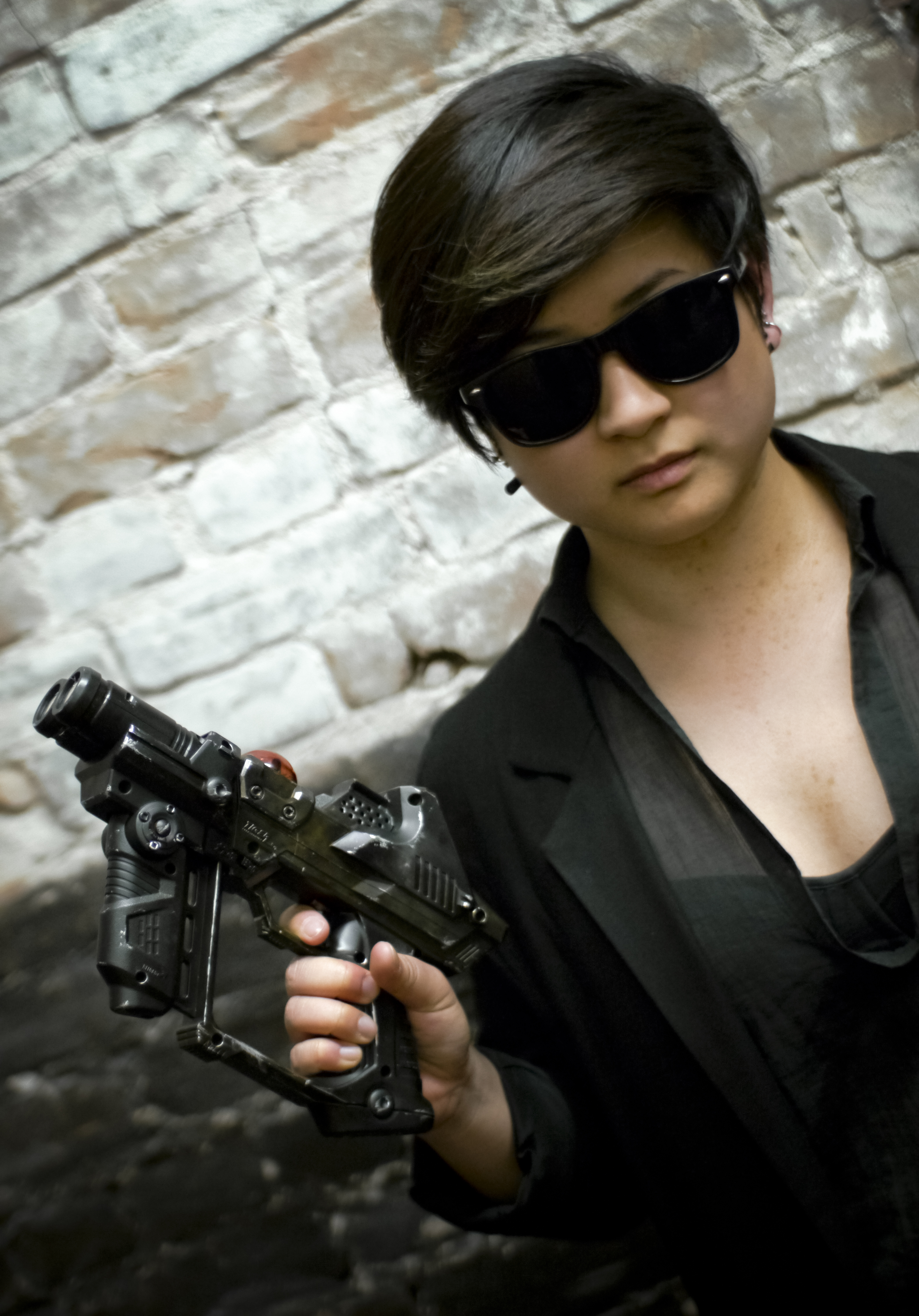 Gio Lin as The Specialist