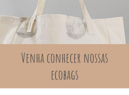 Ecobags e o meio ambiente