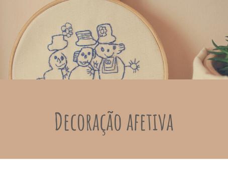 Decoração afetiva: dicas para expor os desenhos das crianças