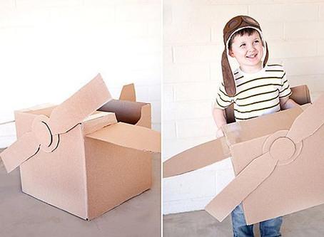 Criança precisa criar!