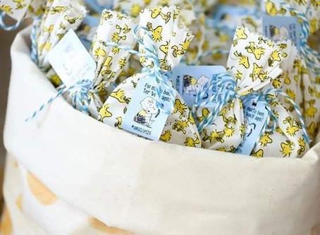 Festa Snoopy: nossos produtos + inspiração
