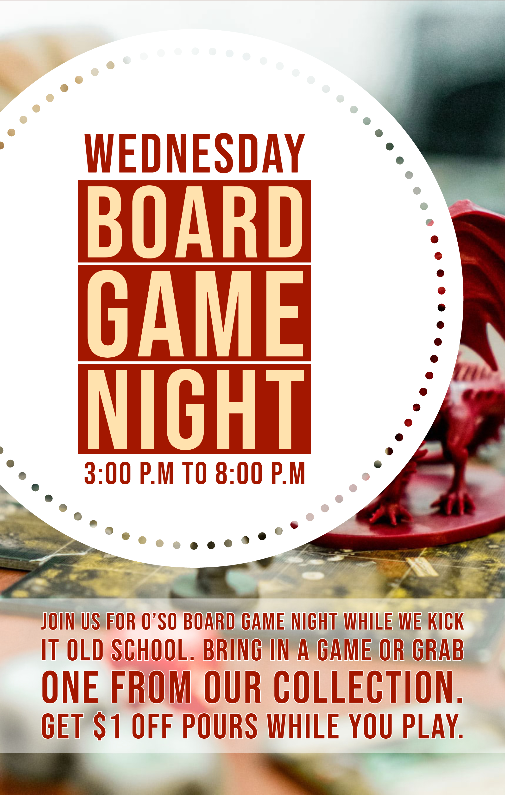 Board Game Wednesday