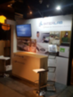 stand para hoteles