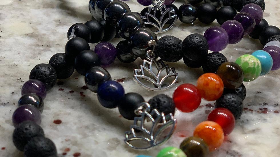L O T U S Mala Beads