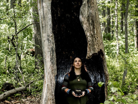 Meditation Through the Eyes of a Shaman with Donna Black
