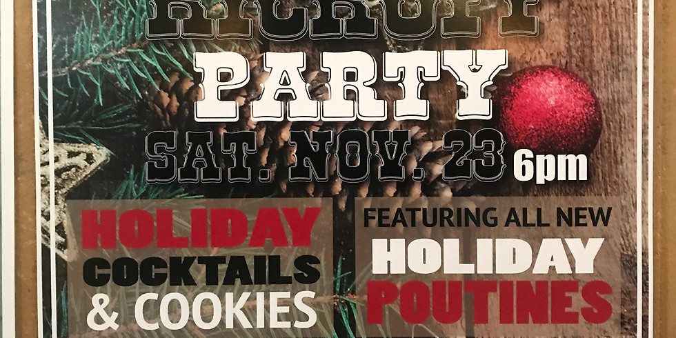 Holiday Kick Off Party