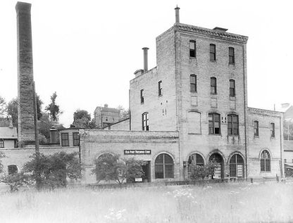 4 stories of Old Port Brewing Company