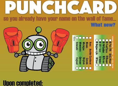 Level 2 Punchcard