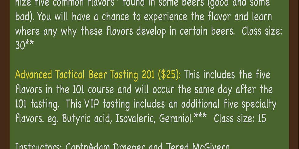 Beer School Fundraiser