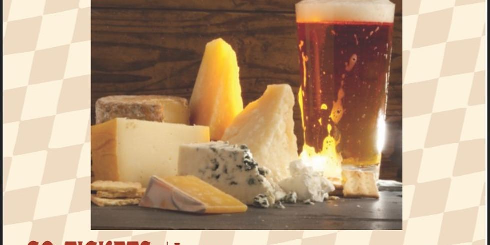Cheese & Beer Pairing