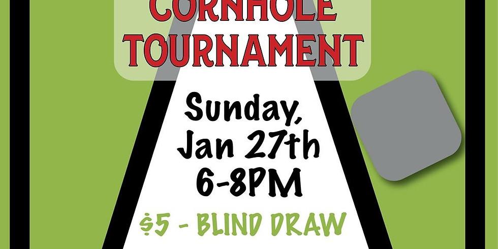Winter Indoor Cornhole Tournament