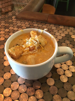 Beer Cheese Chowder