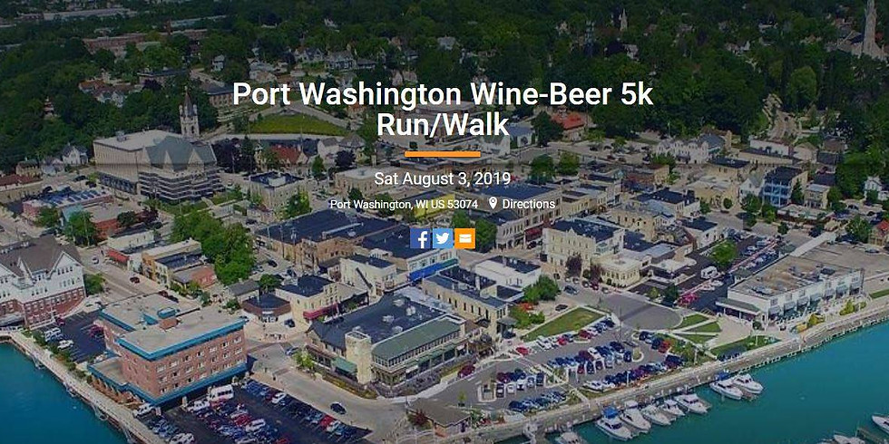 PW Wine-Beer 5K with Food Truck Fest