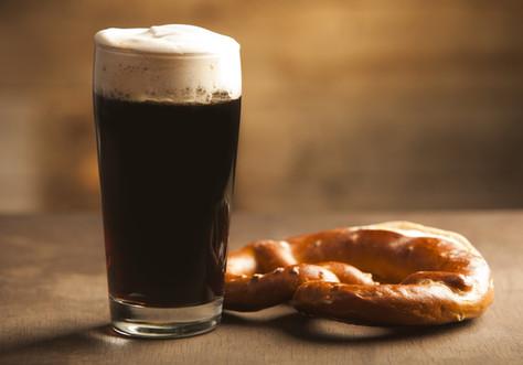 German-style bretzels (soft-pretzels)